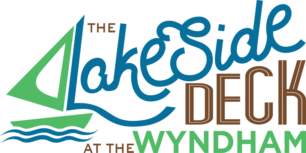 The LakeSide Deck at the Wyndham
